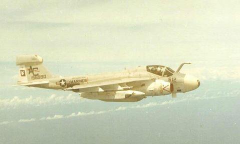 Mcara Aircraft Gt Grumman Ea 6a Intruder Photo Gallery